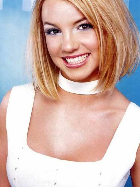 Бритни Спирс в молодости. Фото
