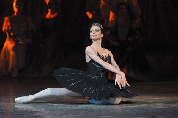Вишнева Диана. Биография балерины, личная жизнь, карьера, фото