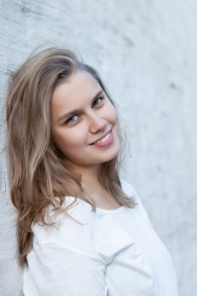 Актриса Мельникова Дарья
