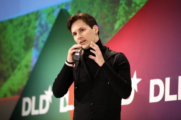 Павел Дуров. Фотография