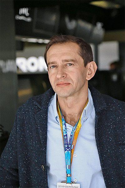 Константин Хабенский. Биография актера, личная жизнь, карьера, фото