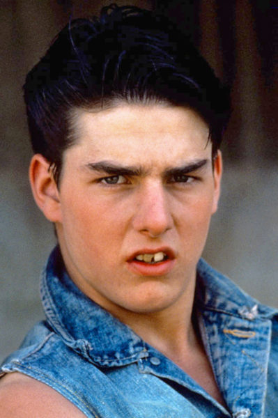 Том Круз в молодости