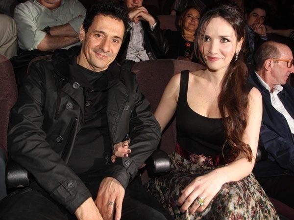 Наталья Орейро с Рикардо Мольо