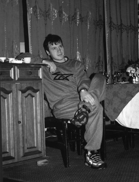 Сергей Наговицын. Фотография музыканта