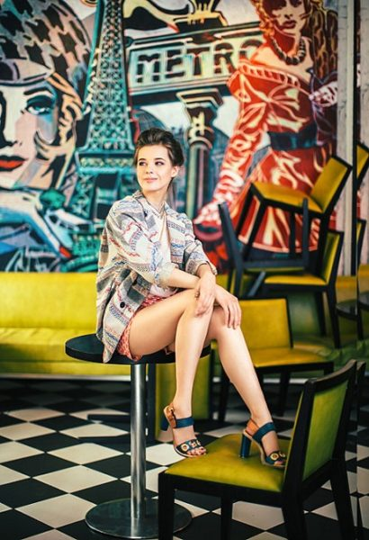 Катя Шпица. Фото актрисы