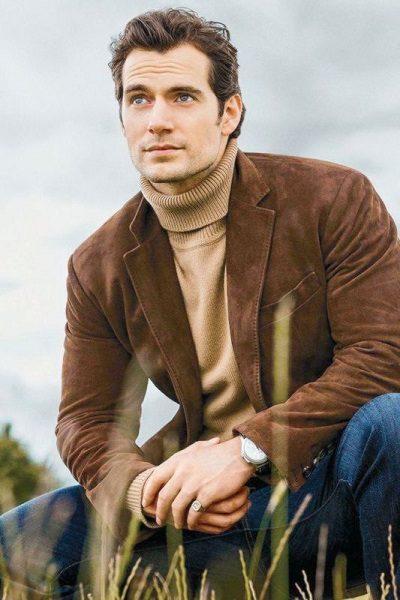 Генри Кавилл. Биография актера, личная жизнь, карьера. Фото