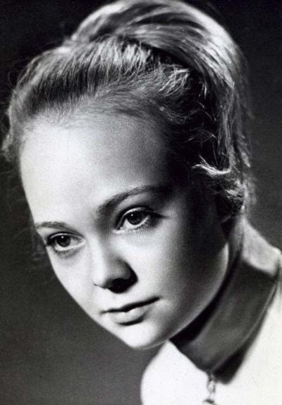 Фото актрисы Натальи Белохвостиковой