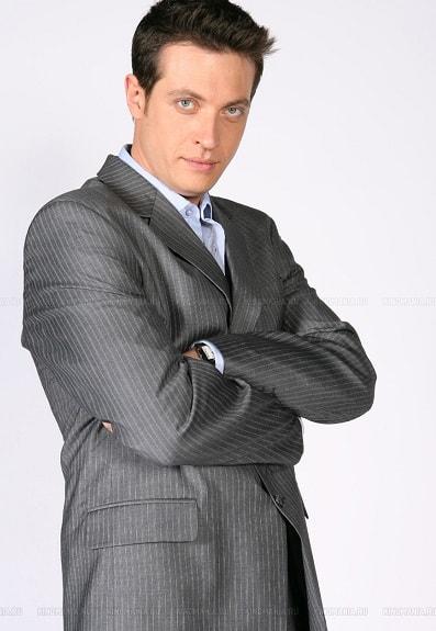 Кирилл Сафонов. Актер