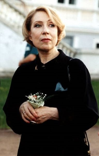 Актриса Инна Чурикова. Фото