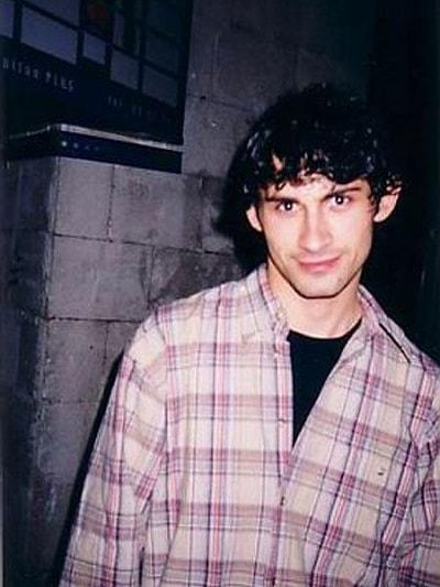 Дан Балан в молодости. Фото
