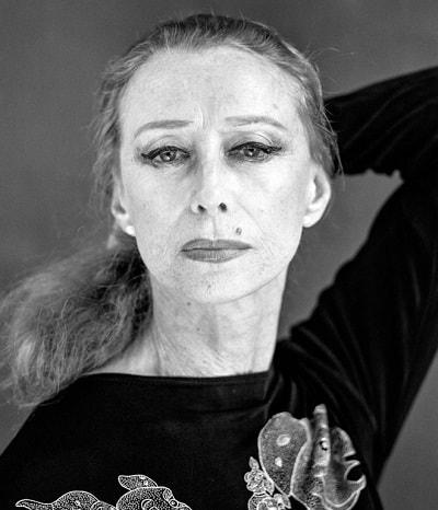 Майя Плисецкая. Фото балерины