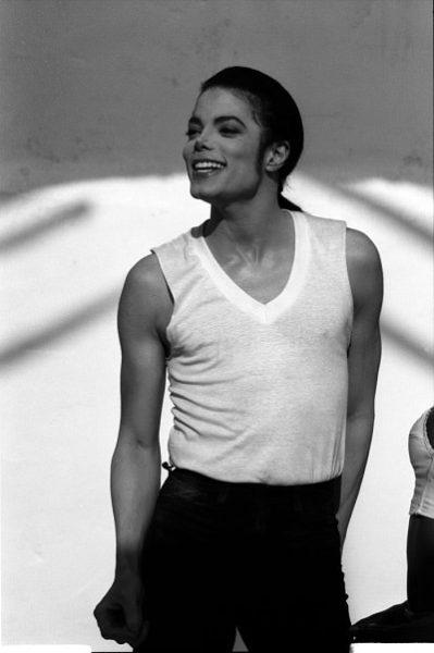 Майкл Джексон. Фото из клипа