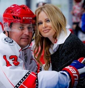 Дана Борисова и Александр Морозов