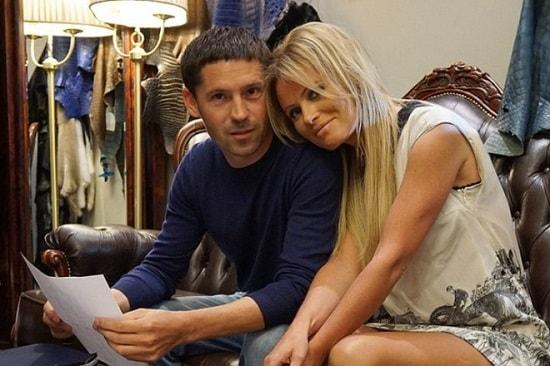 Дана Борисова и Андрей Трощенко