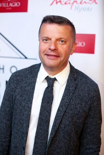 Леонид Парфенов. Фото журналиста