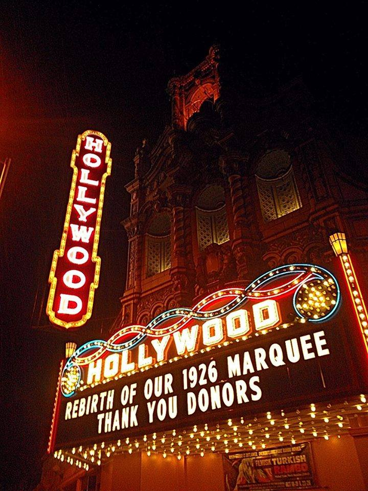 (Hollywood Theatre)
