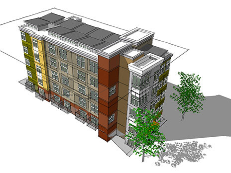 Portland Green Lights Hollywood District Micro Units