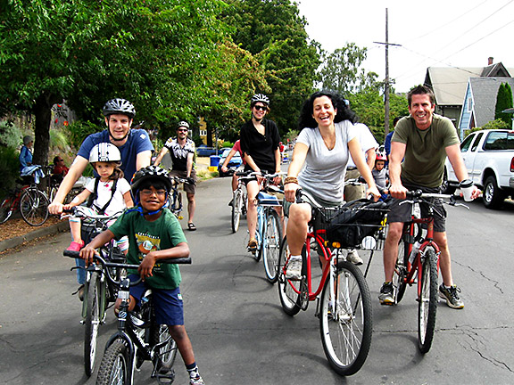 (Portland Sunday Parkways)