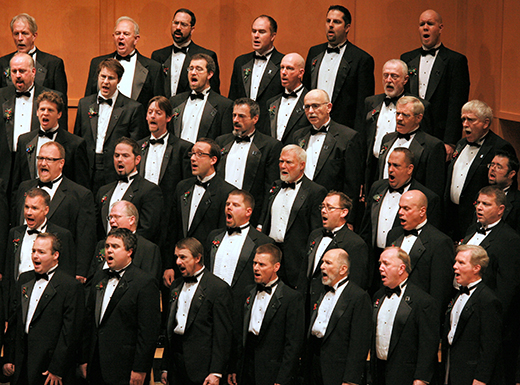 The Satori Men's Chorus will perform with Northwest recording artists Sky In The Road on Nov. 19. at Central Lutheran Church, 1820 N.E. 21st Ave. (Portland Gay Men's Chorus)