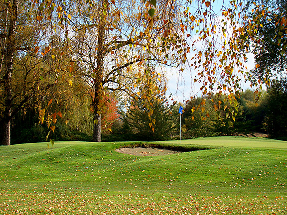 Part of the 85-Acre Colwood Golf Course to be added to the Cully Neighborhood and operated by the City of Portland. (Don Goldberg/Trust for Public Land)