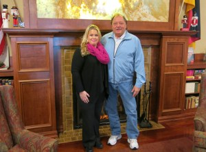 Karla Werner and her father, Wolfgang, past president of the German American Society, are proud of the results of extensive renovation to the former Masonic Lodge located at the intersection of Northeast Alameda, 57th Avenue and Sandy Boulevard. (Kathy Eaton)