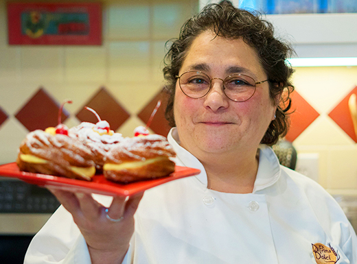 Pat DiPrima's 'Dolce' bakery rises again in King neighborhood