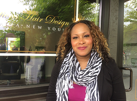 Revelations Hair Design weaves into Go42 building