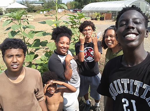 Unity Farm aims to grow and heal communities