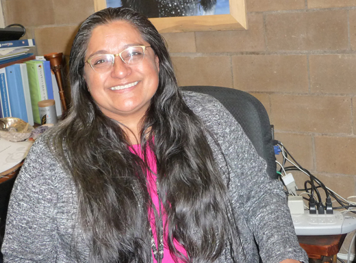 Tawna Sanchez, the second known Native American elected to the Oregon  Legislature. After working with youth and families for 20 years, ...