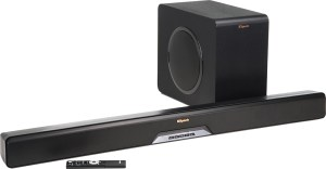 Reference Series 2.1-Channel Soundbar System with 8