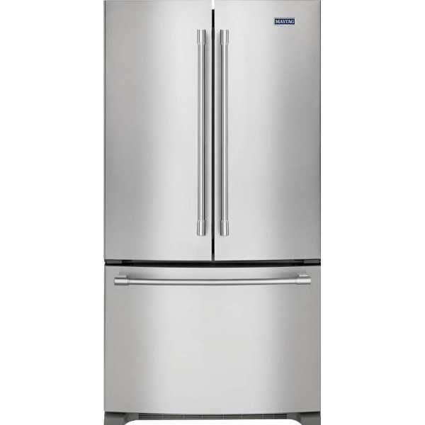 22.1 Cu. Ft. French Door Refrigerator Fingerprint Resistant Stainless Steel