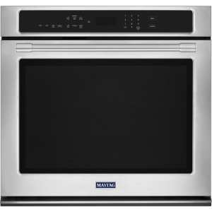 """27"""" Built-In Single Electric Convection Wall Oven Stainless steel"""