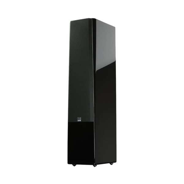 "Prime Dual 6-1/2"" Passive 3.5-Way Floor Speaker (Each) Gloss piano black"