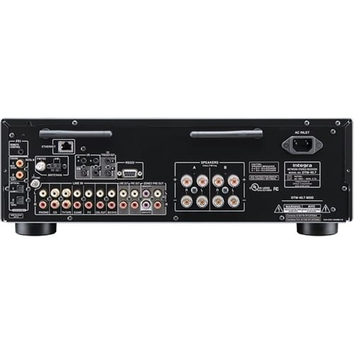 2.0-Ch. Hi-Res Network-Ready A/V Home Theater Receiver