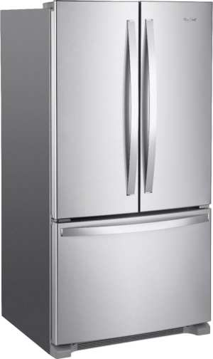 25.2 Cu. Ft. French Door Refrigerator with Internal Water Dispenser Stainless steel