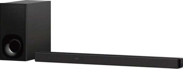 3.1 Ch Hi-Res Sound Bar with Wireless Subwoofer