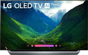 """55"""" Class OLED C8PUA Series 2160p Smart 4K UHD TV with HDR"""