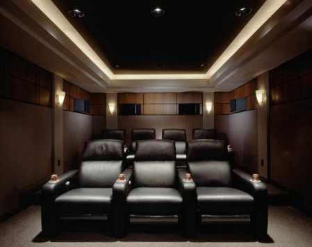 starpower home theater seating