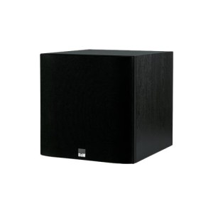 "600 Series 10"" 200W Powered Subwoofer Matte Black"