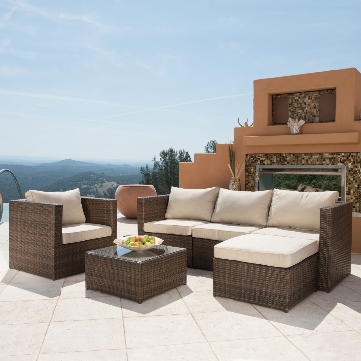 Starsong Furniture on Fine Living Patio Set id=12954