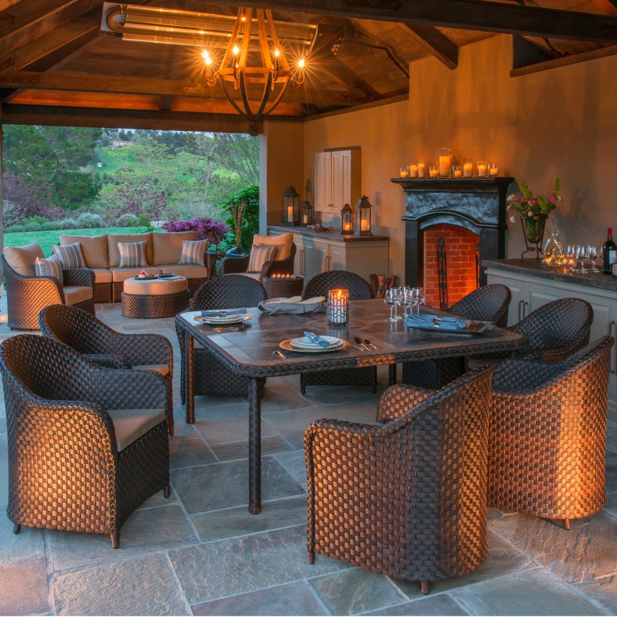 Top 5 Outdoor Entertainment Ideas For Your Backyard | Starsong on Small Backyard Entertainment Area Ideas id=11940