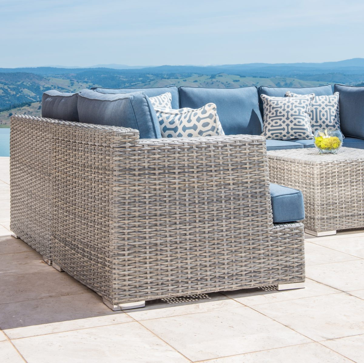 Why Wicker Furniture is Great for Your Outdoor Living ... on Outdoor Living Wicker  id=31343