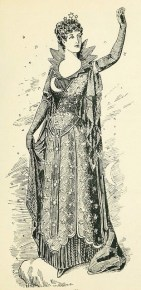 """Night"" Fancy Dress Costume, 1880s"