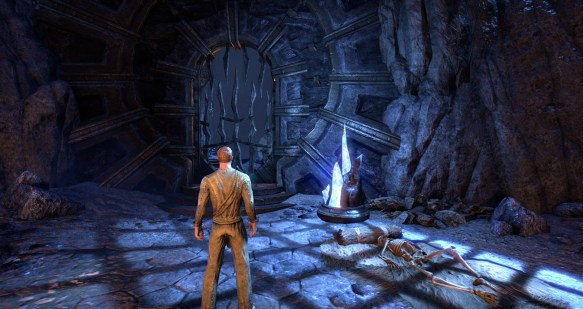 ESO: You are imprisoned in Coldharbour, Molag Bal's domain