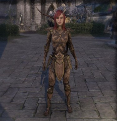 Phaar Mercenary Disguise - Auridon quest (minor variations on the Vulkhel Guard disguise)