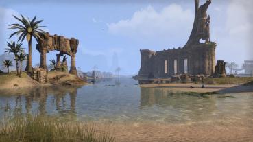 Stros M'Kai, Daggerfall faction starter area