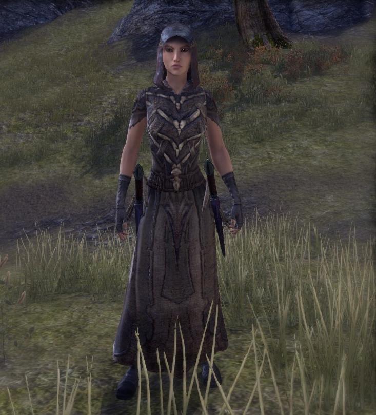 Bloodthorn Disguise
