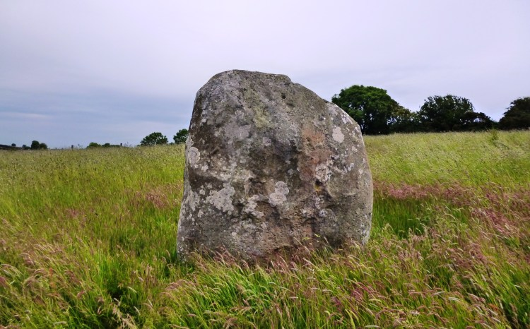 Cairn Stone_outside circle guardian in north