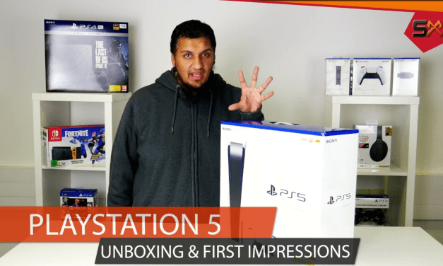 Playstation 5 Pre-Release Day Unboxing and First Impressions