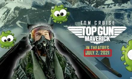 top gun: maverick Delayed to 2021